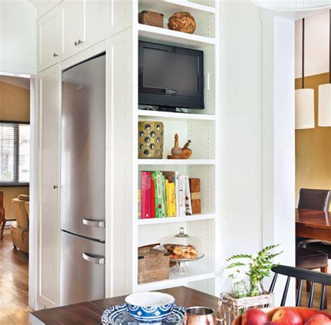 amenagement cuisine espace reduit 43 solutions infaillibles pour le rangement trucs et