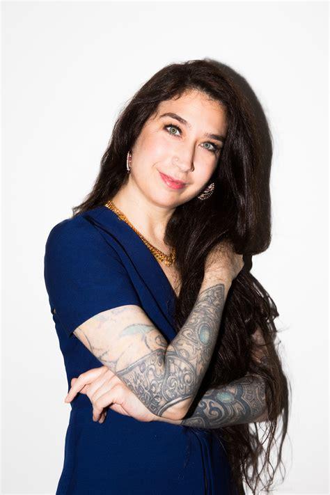 maria tash talks piercing trends body jewelry