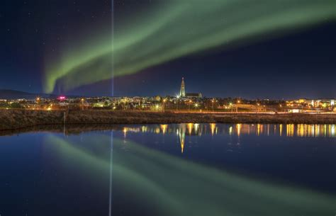 best place to see northern lights in iceland city guide reykjavík bush theatre
