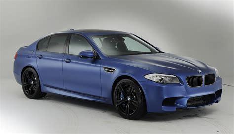 Bmw M5 Blue by Frozen Blue Bmw M5 M Performance Edition Eurocar News