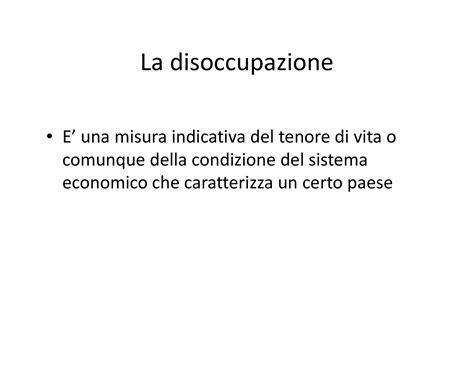 dispensa economia politica macroeconomia dispensa di economia
