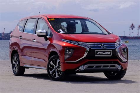 Review Mitsubishi Xpander by Drive 2018 Mitsubishi Xpander Gls A T Philippine