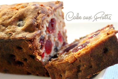 la cuisine de dudemaine cake aux fruits confits de dudemaine recettes