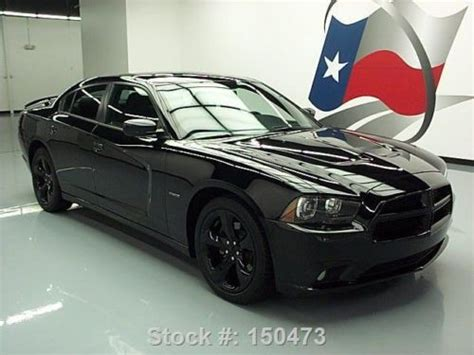 sell   dodge charger rt hemi sunroof spoiler   mi texas direct auto  stafford