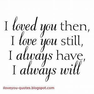 I LOVE YOU QUOTES image quotes at relatably.com