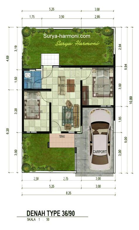 type  minimalis rumah minimalis