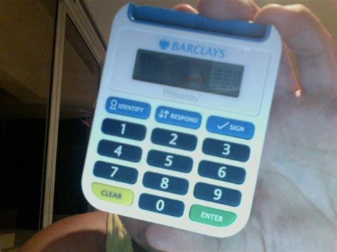 Online Banking Usability And The Dreaded Card Reader
