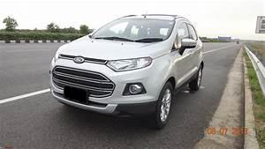 Ford Ecosport Titanium : my silver ford ecosport titanium o tdci first delivered in india team bhp ~ Medecine-chirurgie-esthetiques.com Avis de Voitures