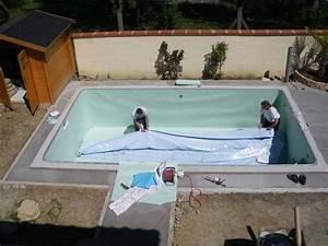 cout piscine enterre piscine couloir de nage prix With liner piscine hors sol octogonale bois 17 piscine bois piscinelle 4 x 4 m enterree 187 piscine