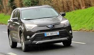 Fonctionnement Hybride Toyota : essai toyota rav4 hybrid 2016 ~ Medecine-chirurgie-esthetiques.com Avis de Voitures