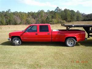 Buy Used Chevy 3500 Dually Pickup With Take 3 Trailer In Bonifay  Florida  United States