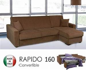 canape d39angle ouverture rapido dreamer convertible lit With canape convertible d angle couchage quotidien