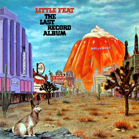 Little Feat Last Record Album