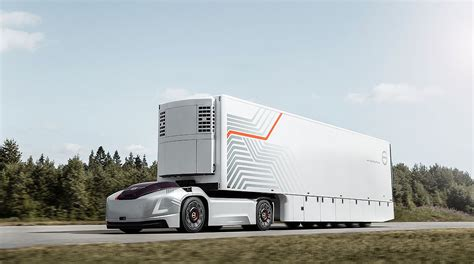 volvo trucks develops autonomous vehicle called vera