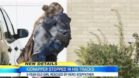 father catches  daughters kidnapper   act