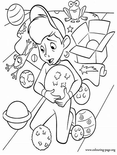 Coloring Science Pages Fair Printable Meet Robinsons