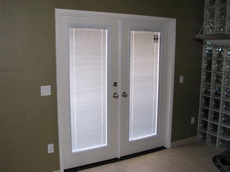 Patio Door With Blinds Inside Glass by Doors With Built In Blinds Door Doors