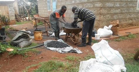 Exles Of Using Your Own Initiative by Charcoal Briquettes Technology For Green Business