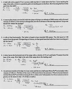 Centripetal Force Worksheet With Answers