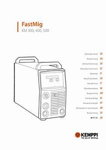 Kemppi Fastmig 300  400  500 By United Welding Supplies