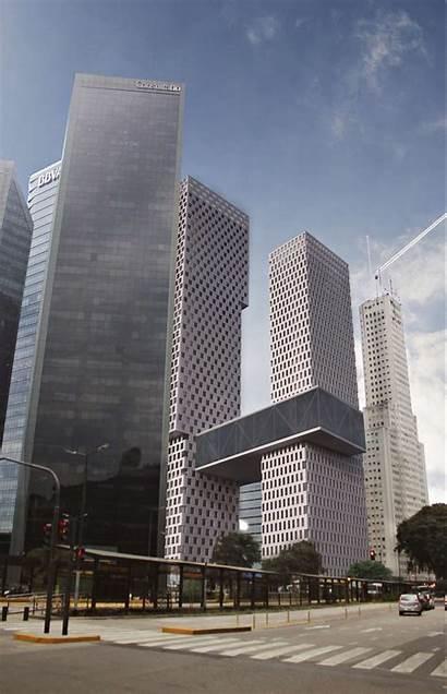 Mega Buildings Hybridized Structures Architecture Future Super