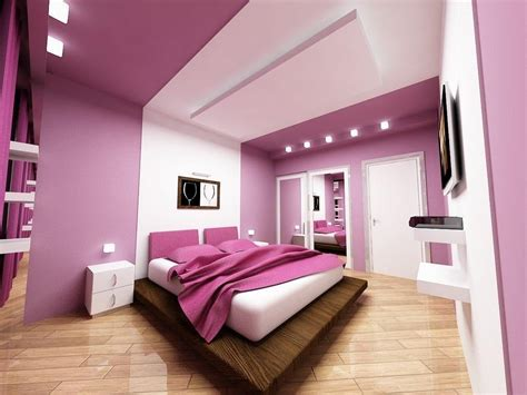 color combinations for bedroom walls and ceilings wall colour combination with purple post scheme for