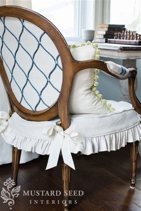 Best 25  Chair slipcovers ideas on Pinterest   Parsons