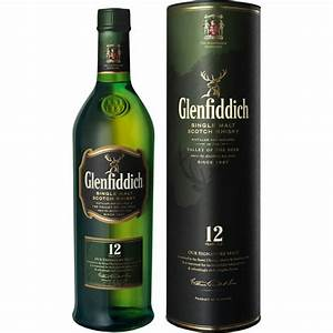 Glenfiddich 12 Year Old Single Malt Scotch Whisky - Caskers