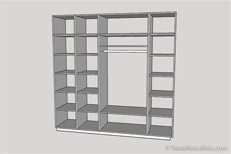 construire un placard entree