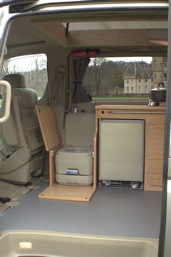 nissan elgrand exec deluxe interior wc open campers