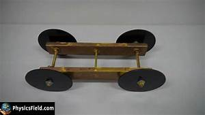 Make a gravity powered vehicle! Explore physics and motion