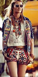 Must-Have Essentials For A Boho Chic Style - GETSTYLED.NET