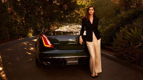 Alexandra Daddario Sexy For Jaguar Xj Ads Pics The Fappening