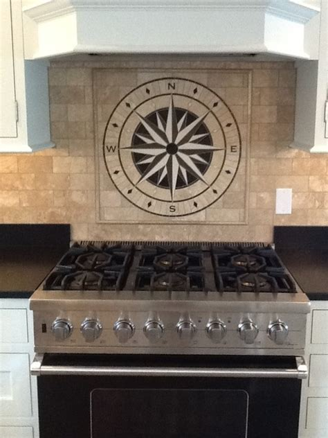 nautical backsplash