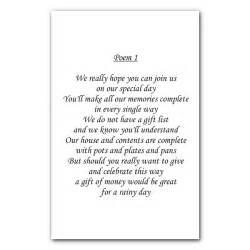 50th wedding anniversary poems wedding poem cards the card gallery news