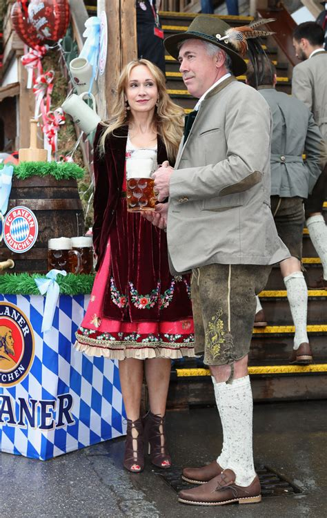 The oktoberfest is powered via 43 kilometers of cable and 18 partially underground transformer stations. Mariann Barrena McClay Photos Photos - FC Bayern Muenchen Attends Oktoberfest 2016 - Zimbio