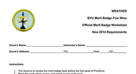 wx merit badge home