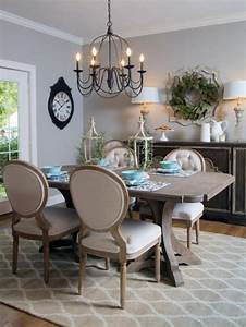25, Ideas, For, Classic, Dining, Room, Decorating, With, Vintage, Furniture