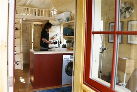 Tiny Häuser Ausstellung tiny house movement erobert amerika und europa
