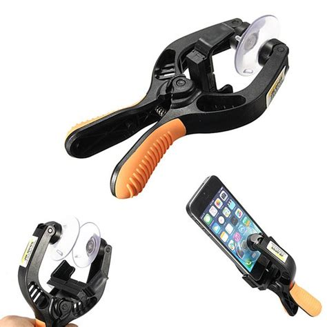 cell phone screen replacement lcd screen suction opening plier cell phone repair tools