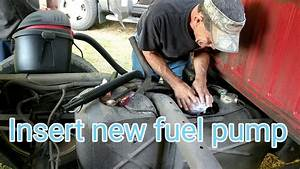 How To Change A Dodge Ram Fuel Pump
