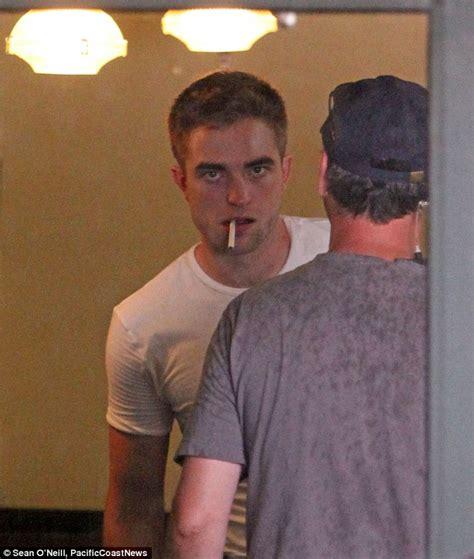 Nicholas Hoult Robert Pattinson