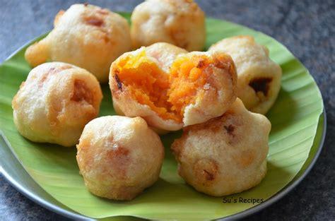 recipes with sweet potatoes su s recipes boorelu sweet potato dessert