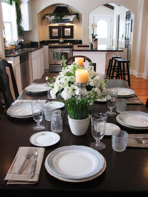 centerpiece ideas for kitchen table kitchen table centerpiece design ideas hgtv pictures hgtv