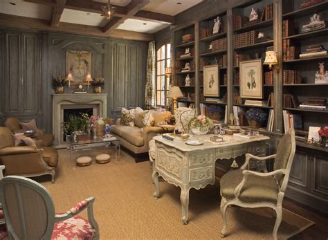 country bookcase home office traditional with area