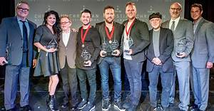 Mark Lowry Honored With Golden Note Award, Ben Glover ...