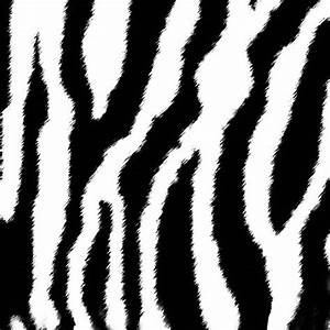 Zebra or White Tiger Stripes fabric - eclectic_house ...