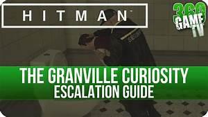 Hitman - The Granville Curiosity Escalation Level 5 - Paris Escalations Guides