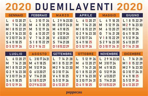 calendario calendario peppecau