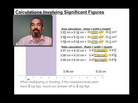 Significant Figures Calculations I Youtube